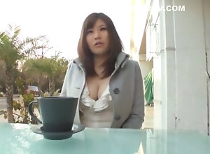 Crazy Japanese catholic Yuka Kojima to Horny Fingering, Lingerie JAV movie