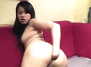 Asian anal fisting