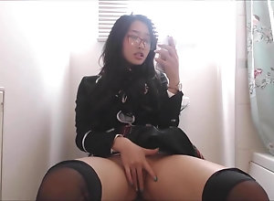 Asian Watches pornography together with Masturbates